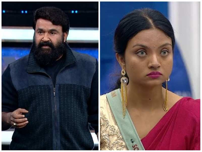 Bigg Boss Malayalam 3: Host Mohanlal narrates a horror story with an interesting twist