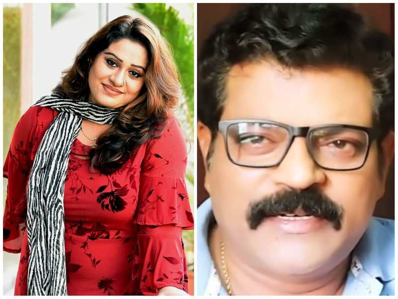 Actress Beena Antony hospitalised after testing positive for COVID-19; husband Manoj shares an emotional video