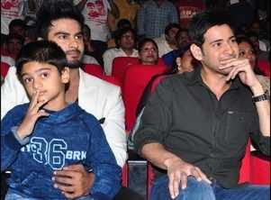 Mahesh Babu and Manjula wish Sudheer Babu as the actor turns 41