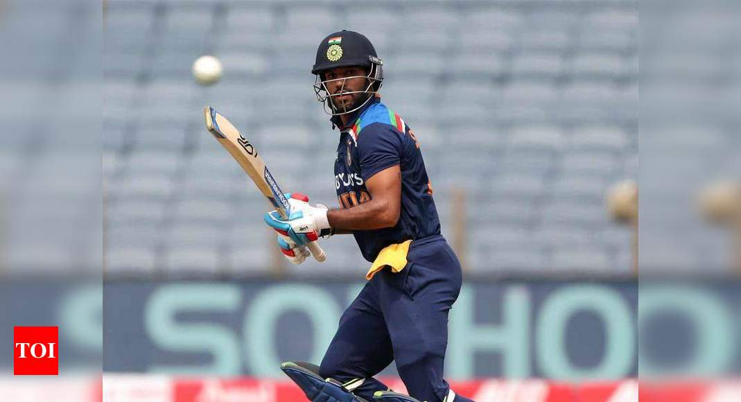 Shikhar Dhawan could lead India in Sri Lanka white-ball series