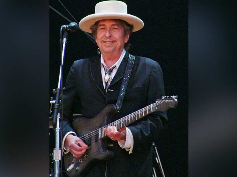 Bob Dylan's artwork to be displayed in US this year