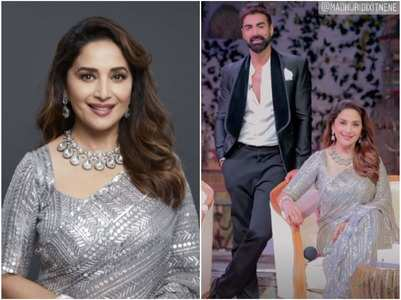 Madhuri Dixit Nene returns to Dance Deewane 3