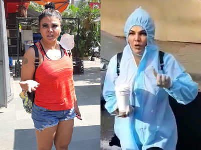 Hilarious statements made by Rakhi Sawant