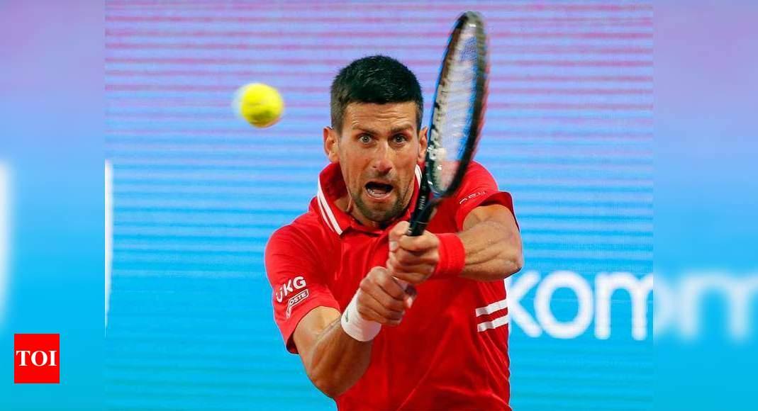 Change is coming to the rankings, it's inevitable, says Novak Djokovic
