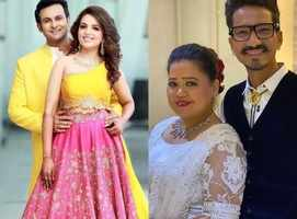 TV actors who married elder women
