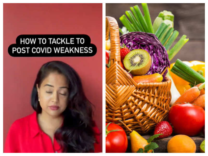 Watch: Sameera Reddy shares tips on how to tackle post COVID weakness