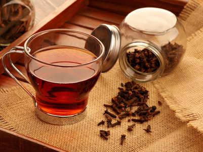 Nutritionist's tea recipe to reduce mucous