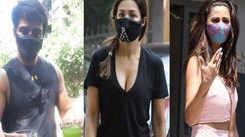 From Malaika Arora to Daisy Shah, Bollywood celebs spotted in Mumbai