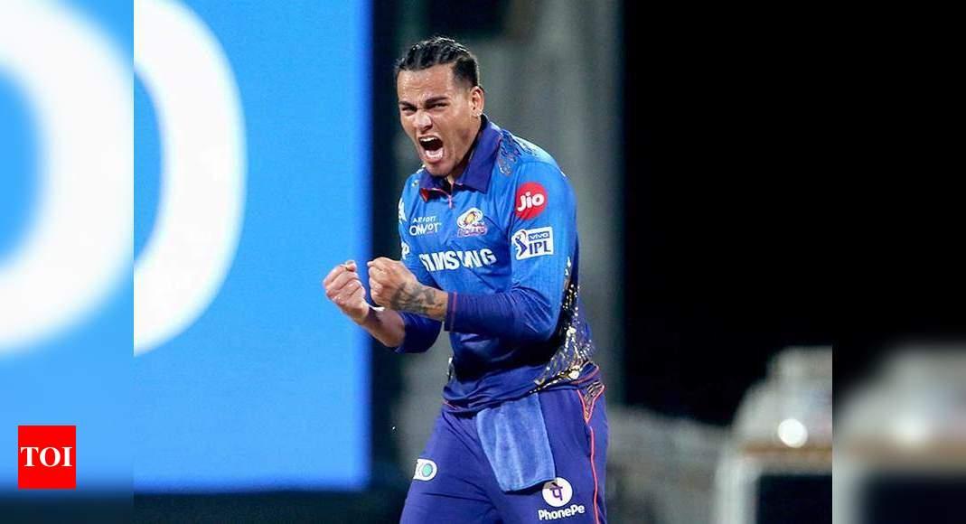 Batsmen couldn't analyse Rahul Chahar in IPL: Sivaramakrishnan