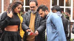 Hum Ho Gaye Hai Tumahre: Khesari Lal Yadav and Kajal Raghwani's pictures from the sets go viral