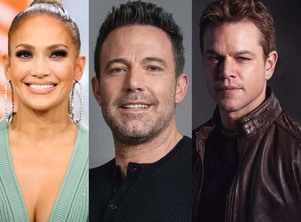 Matt Damon wishes for Ben - JLo reunion