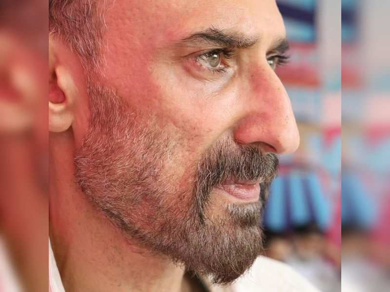 Rahul Dev posted this photo on his Insta handle to reveal about taking second dose of Covid-19 vaccine