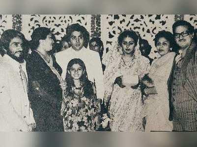 Raveena shares an old pic of Rishi-Neetu