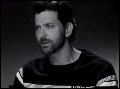 Hrithik Roshan's old video goes viral
