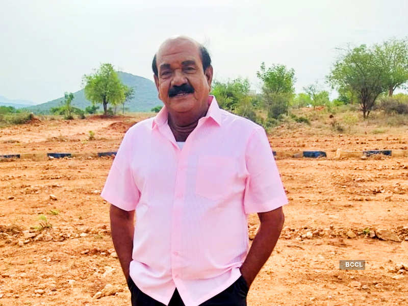 Veteran actor Nellai Siva passes away; Stalin Muthu, Sujitha Dhanush, Sameer Ahamathu and others express grief (Photo - Facebook)