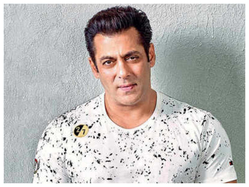 Salman Khan says he cannot act like Chulbul Pandey at home and the reason is sure to leave you in splits!