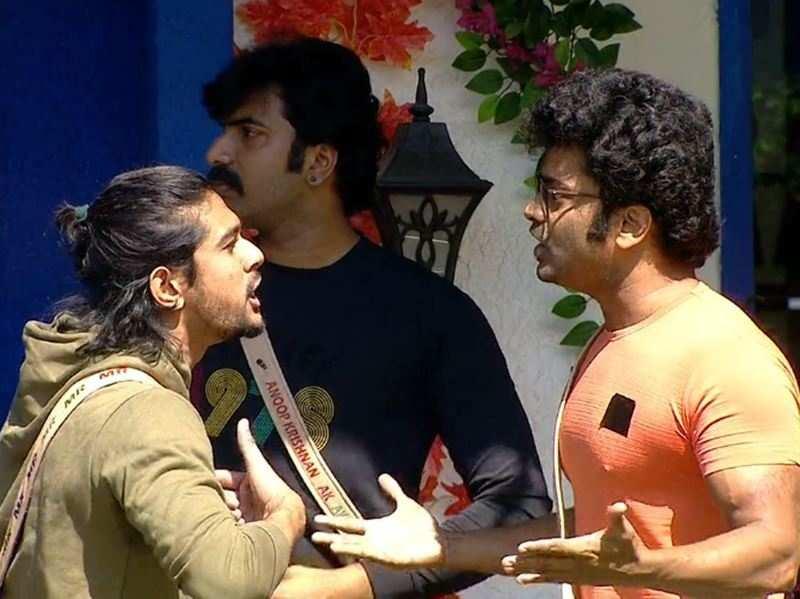 Bigg Boss Malayalam 3: Ramzan's comment irks Manikuttan