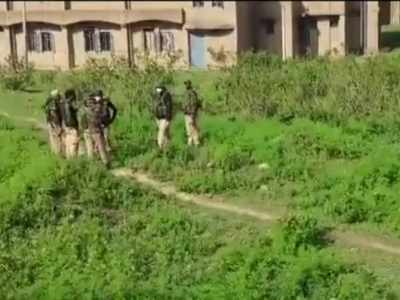 Grenade attack on a police group in Jammu and Kashmir Samba; no loss of life | India News