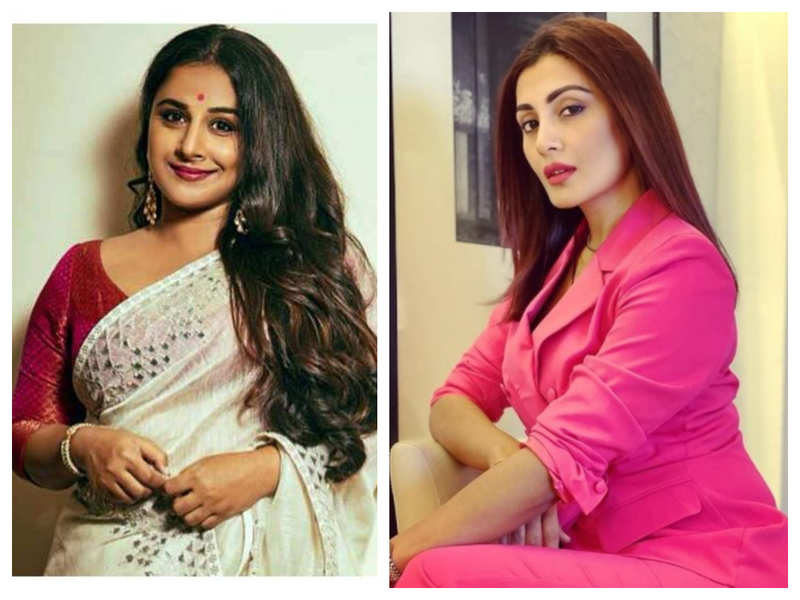 Rimi Sen says she would have loved to make her debut with THIS Vidya Balan starrer