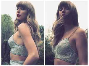 Taylor Swift accepts Global Icon Brit Award in a lehenga; Indian Swifties are loving her desi side
