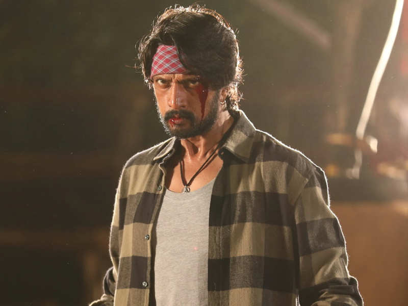 Kichcha Sudeep in Shankar's film with Ram Charan?
