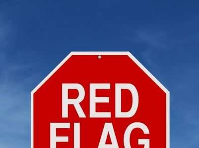 Relationship red flags to look out for