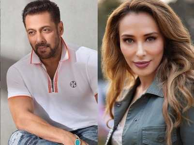 Iulia Vantur: Salman Khan is very inspiring