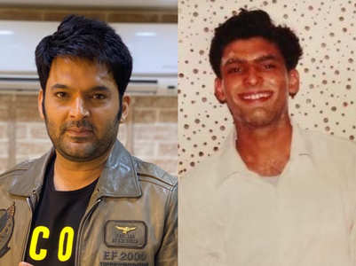 Kapil Sharma looks unrecognisable; pic