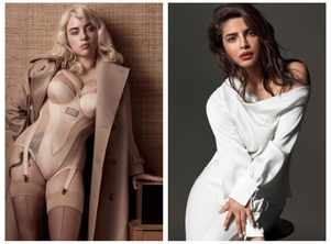 Priyanka Chopra blown away by Billie Eilish's stunning photoshoot; says 'I just stopped and stared for a second'
