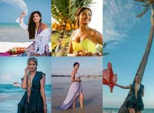 Happy Birthday Bhakti Kubavat: Top beach photos of the actress that make her an absolute 'Beach Baby'