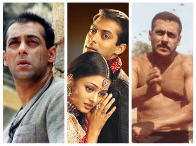 Noteworthy performances by Salman Khan