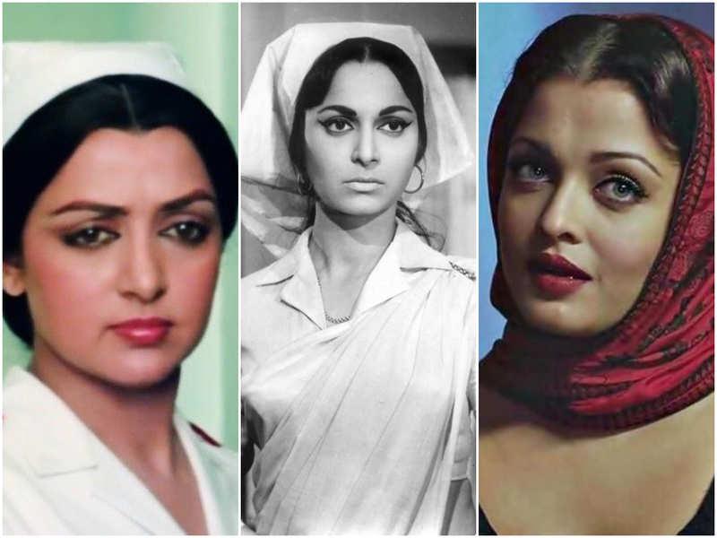 #InternationalNurseDay! Aishwarya Rai Bachchan, Hema Malini, Waheeda Rehman: Actresses who played a nurse in films