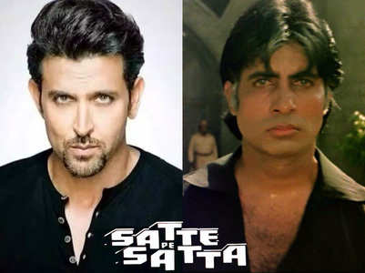 Hrithik perfect for Satte Pe Satta remake: Sippy