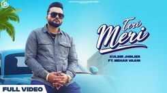 Check Out New Punjabi Trending Song Music Video - 'Teri Meri' Sung By Kulbir Jhinjer