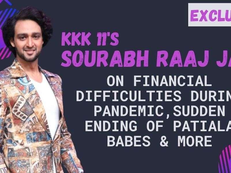 KKK11's Sourabh Raj Jain: Kids made me stay positive during these tough times