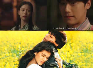 Lee Do-hyun and Go Min-si's Youth of May romantic scene goes viral; fans call it Korean version of Shah Rukh Khan-Kajol's DDLJ 'palat' scene