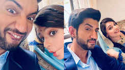 Kyun Utthe Dil Chhod Aaye: We both keep clicking selfies on the sets, says Gracy Goswami