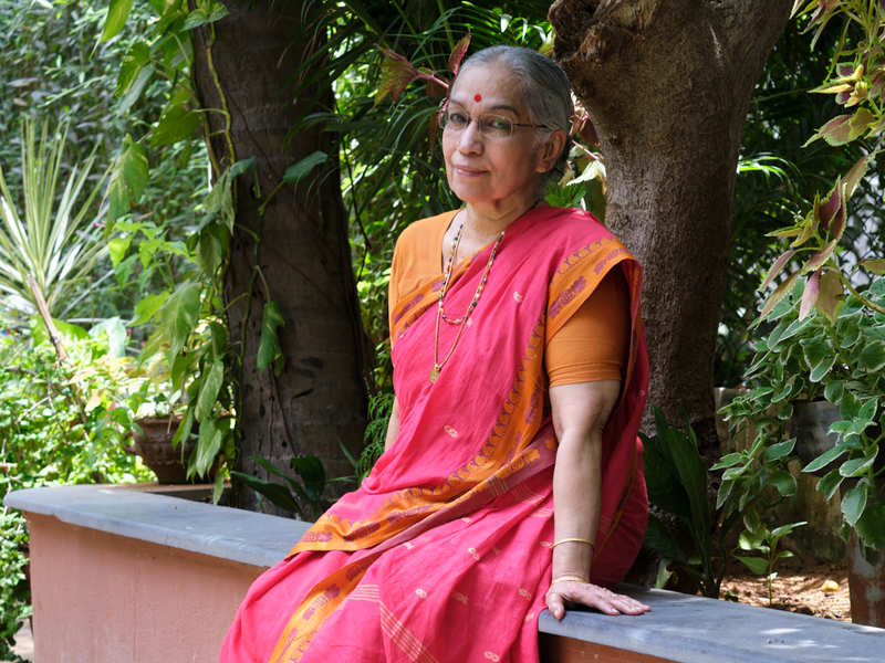 Shanta Dhananjayan plays a retired headmistress in Vasantabalan's film