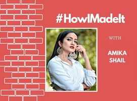 #HowIMadeIt: Amika Shail on reality shows