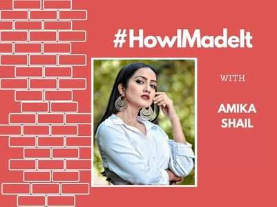 #HowIMadeIt: Amika Shail on reality shows