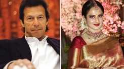 When Bollywood's evergreen diva Rekha and former Pakistan skipper Imran Khan almost got married!