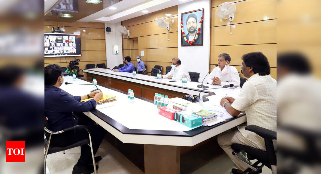 Jharkhand extends lockdown-like restrictions with stricter provisions till May 27 | India News – Times of India
