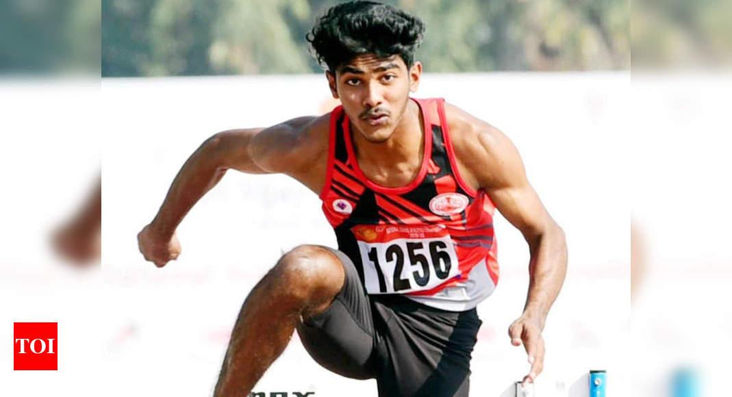 Kerala boy Hanan hurdles to No. 3 in World rankings | More sports News – Times of India