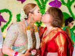 Unseen pictures from Jwala Gutta and Vishnu Vishal's intimate wedding ceremonies