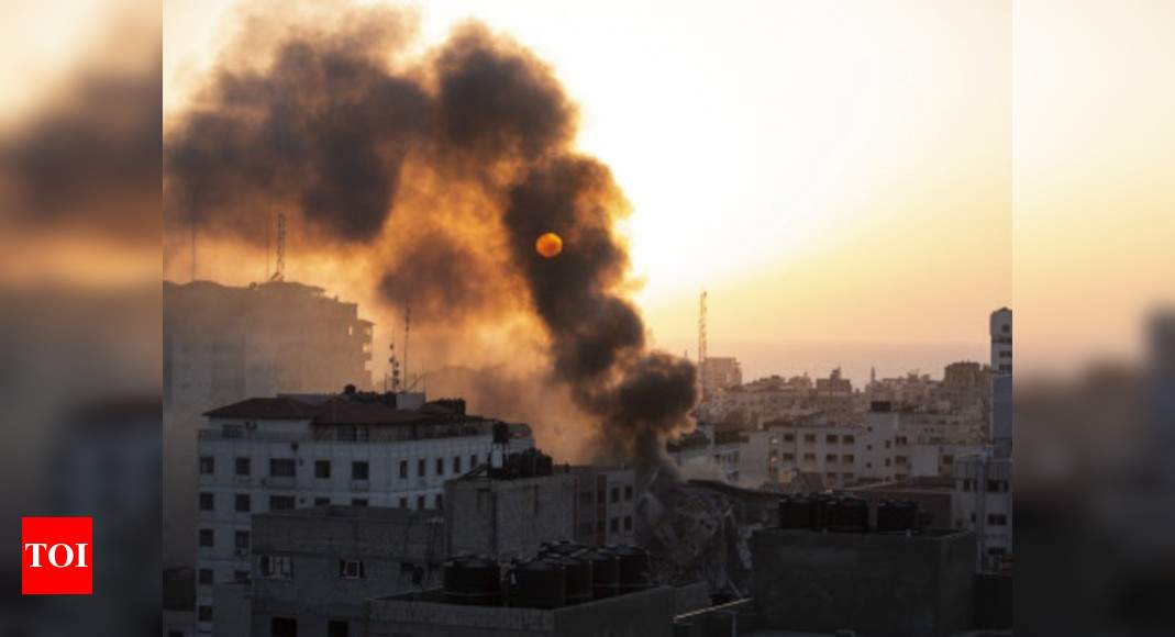 56 killed in Gaza, 6 in Israel, fears of full-scale war mount