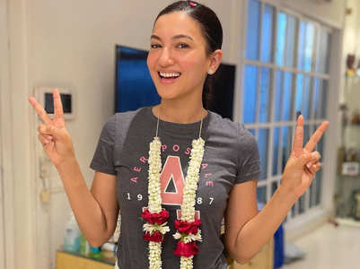 Gauahar Khan completes reading Quran