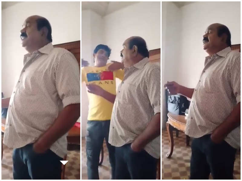 Nellai Siva's last video shot a few days before his demise