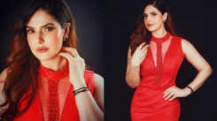 Zareen Khan talks about playing a homosexual woman on-screen, says, 'I just had to be honest to the emotion of love'