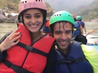 Ananya wishes Punit Malhotra on his B'day