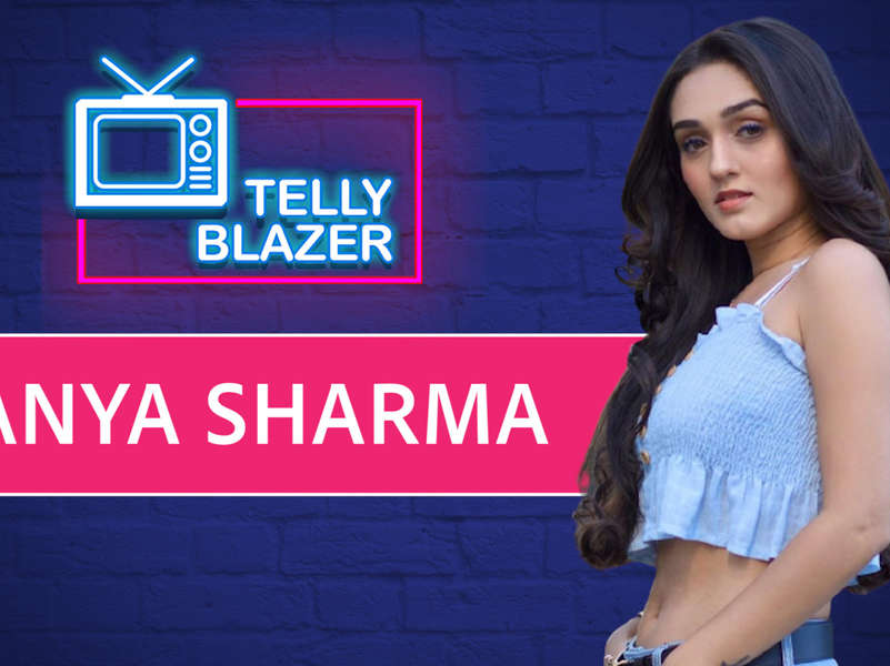Exclusive - #Tellyblazer: Tanya Sharma: I was called a 'Fumble Queen' for my diction